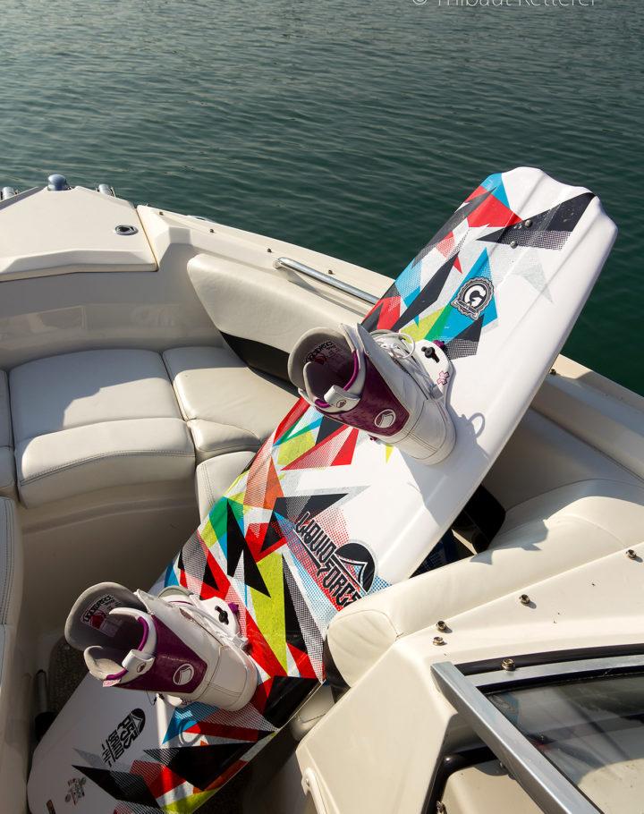 Location bateau Activ 555 lac du Bourget