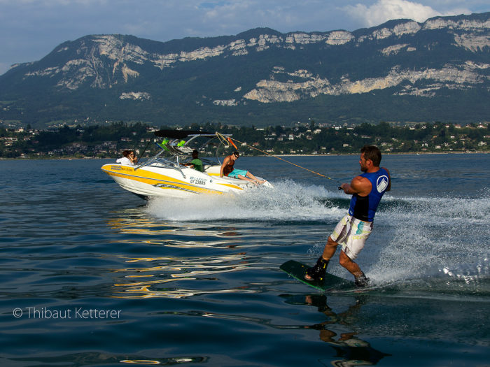 wakeboard - Lac-du-Bourget
